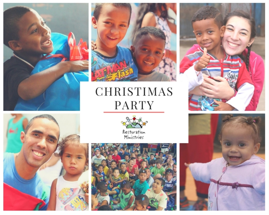 Christmas Party Inglês